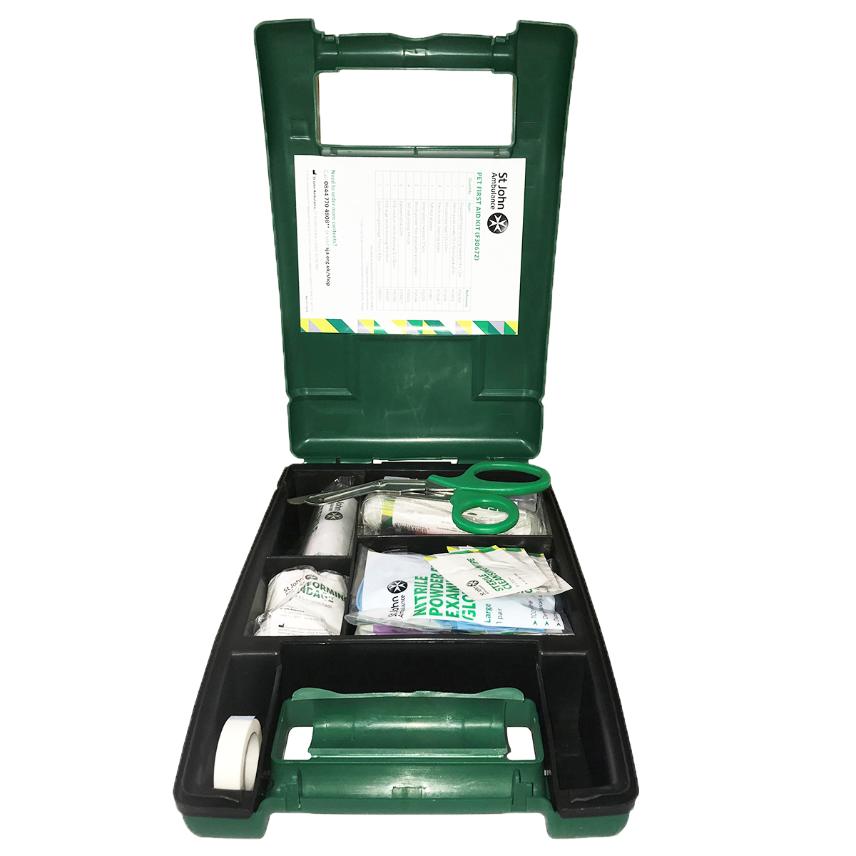 St John Ambulance Pet First Aid Kit
