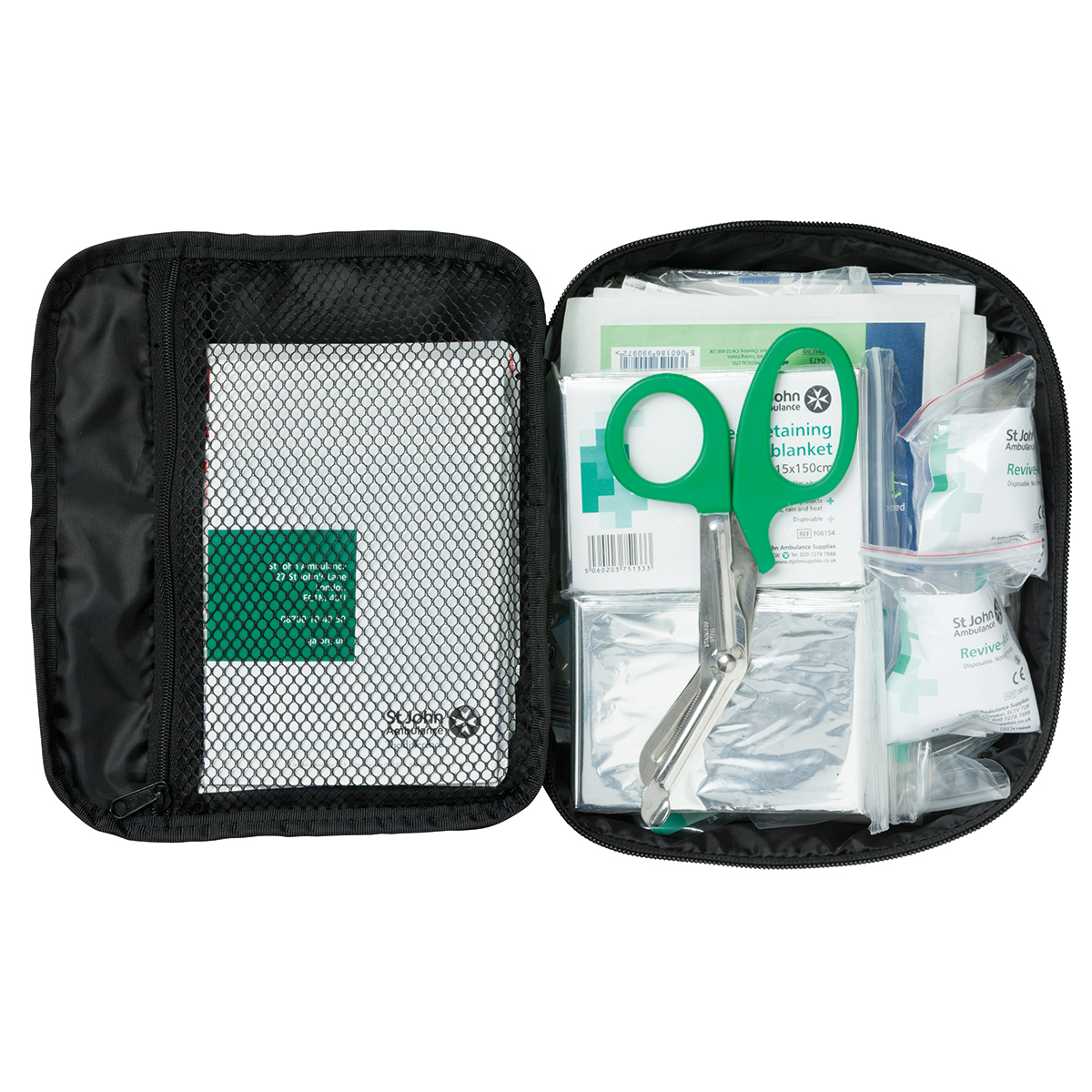 Large Motor Vehicle First Aid Kit