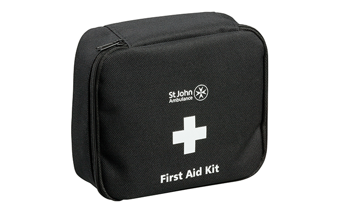 St John Ambulance Small Motor Vehicle First Aid Kit St John Ambulance Small Motor Vehicle First Aid Kit