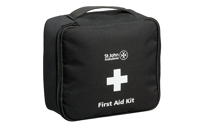 St John Ambulance Large Motor Vehicle First Aid Kit St John Ambulance Large Motor Vehicle First Aid Kit