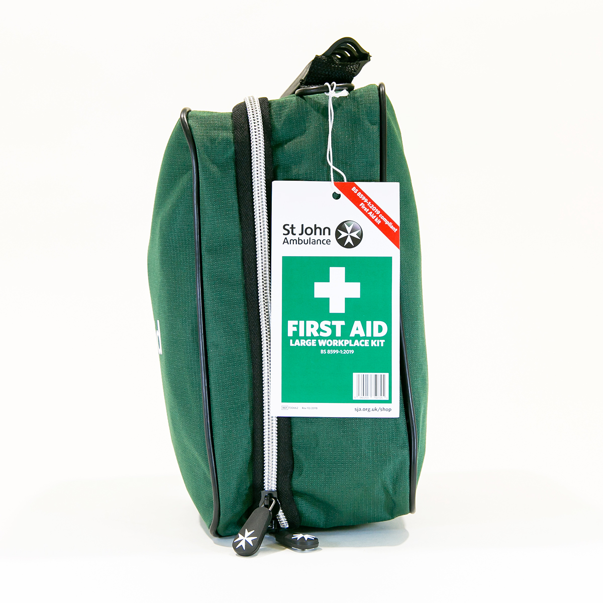 St John Ambulance Large Zenith Workplace First Aid Kit BS 8599-1:2019