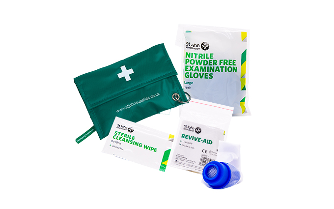 Personal Protection Kit for First Aiders