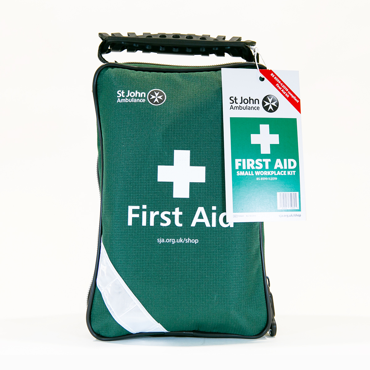 St John Ambulance Small Zenith Workplace First Aid Kit BS 8599-1:2019