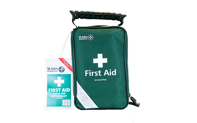 St John Ambulance Zenith Travel and Motoring Workplace First Aid Kit BS 8599-1:2019 St John Ambulance Zenith Travel and Motoring Workplace First Aid Kit BS 8599-1:2019