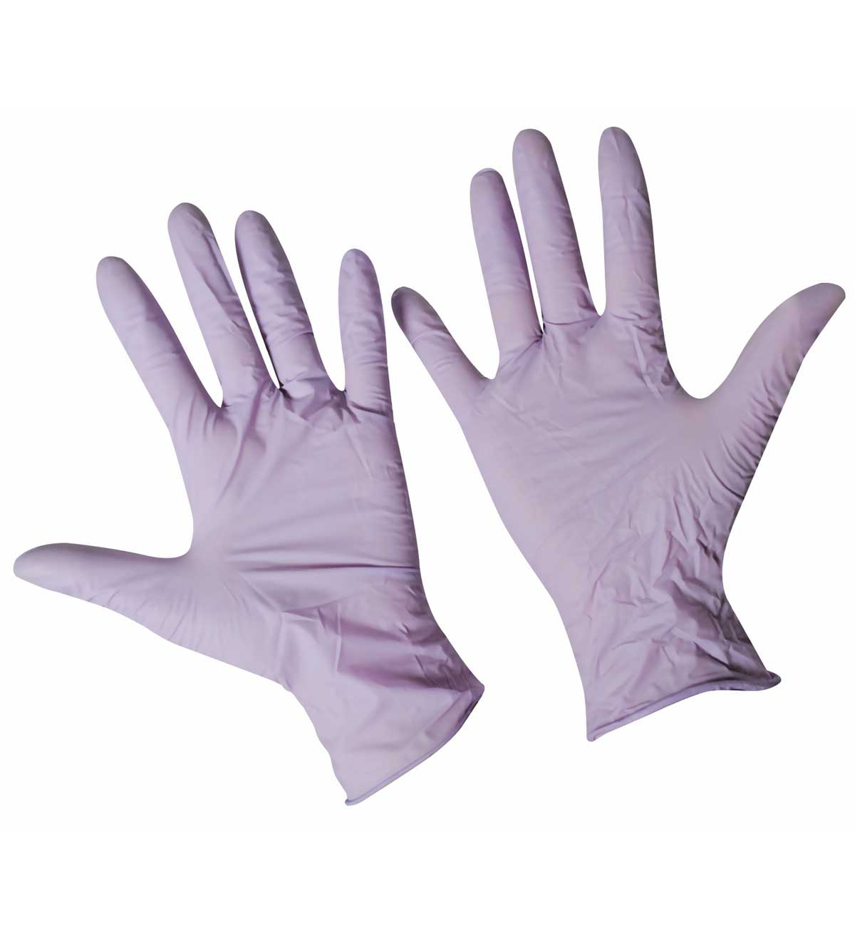 Large Sterile Nitrile Powder-Free Latex-free Gloves