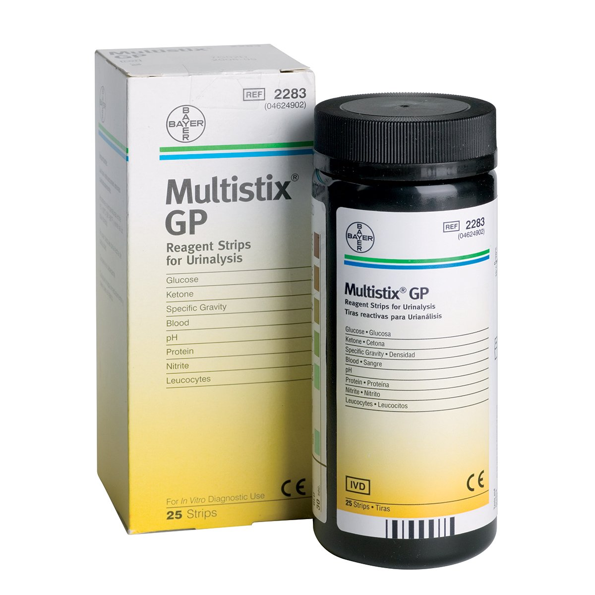 Multistix GP Urine Test Strips