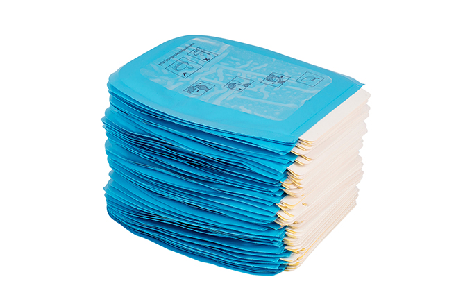 Pack of 50 AbsorbeZe Traveleze Pouches Pack of 50 AbsorbeZe Traveleze Pouches