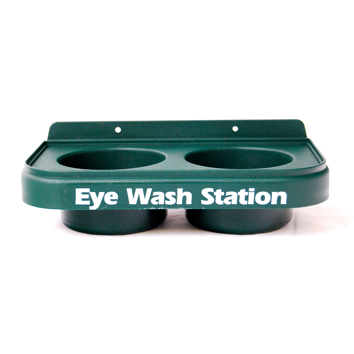 Double Eye Wash Plastic Holder for 2 x 500ml Bottles