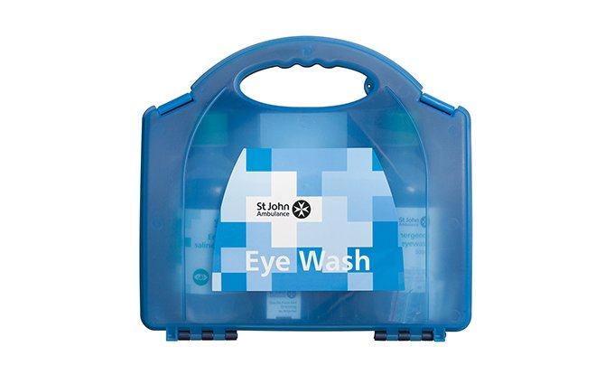 Signature Double Eye Wash Kit Signature Double Eye Wash Kit