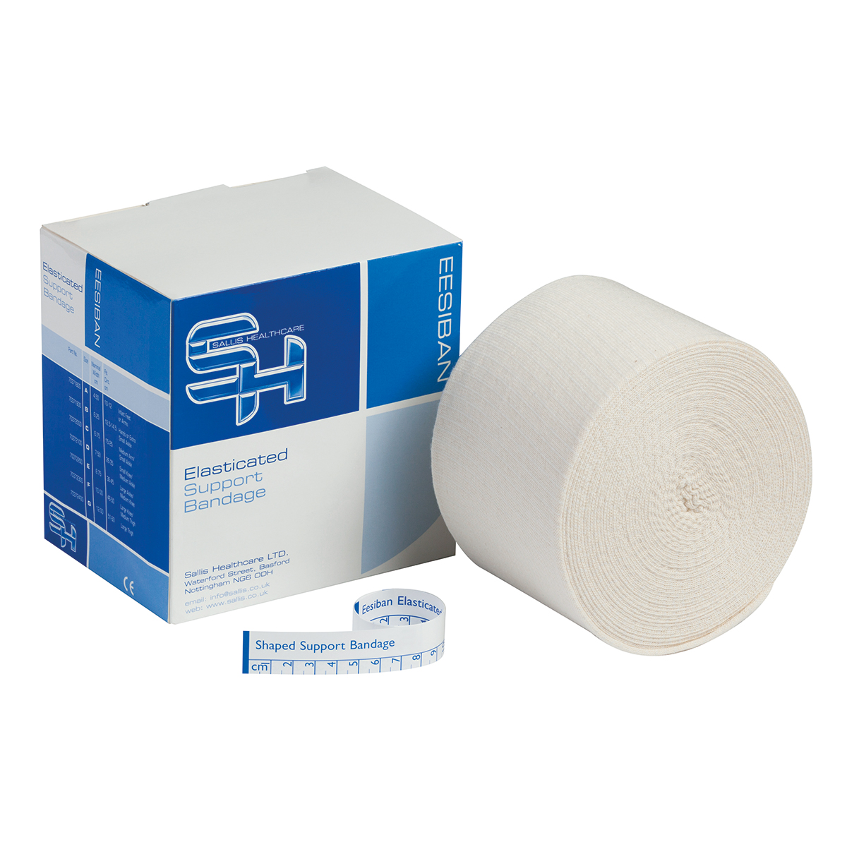 10m Size F Elasticated Stockinette Tubular Bandage