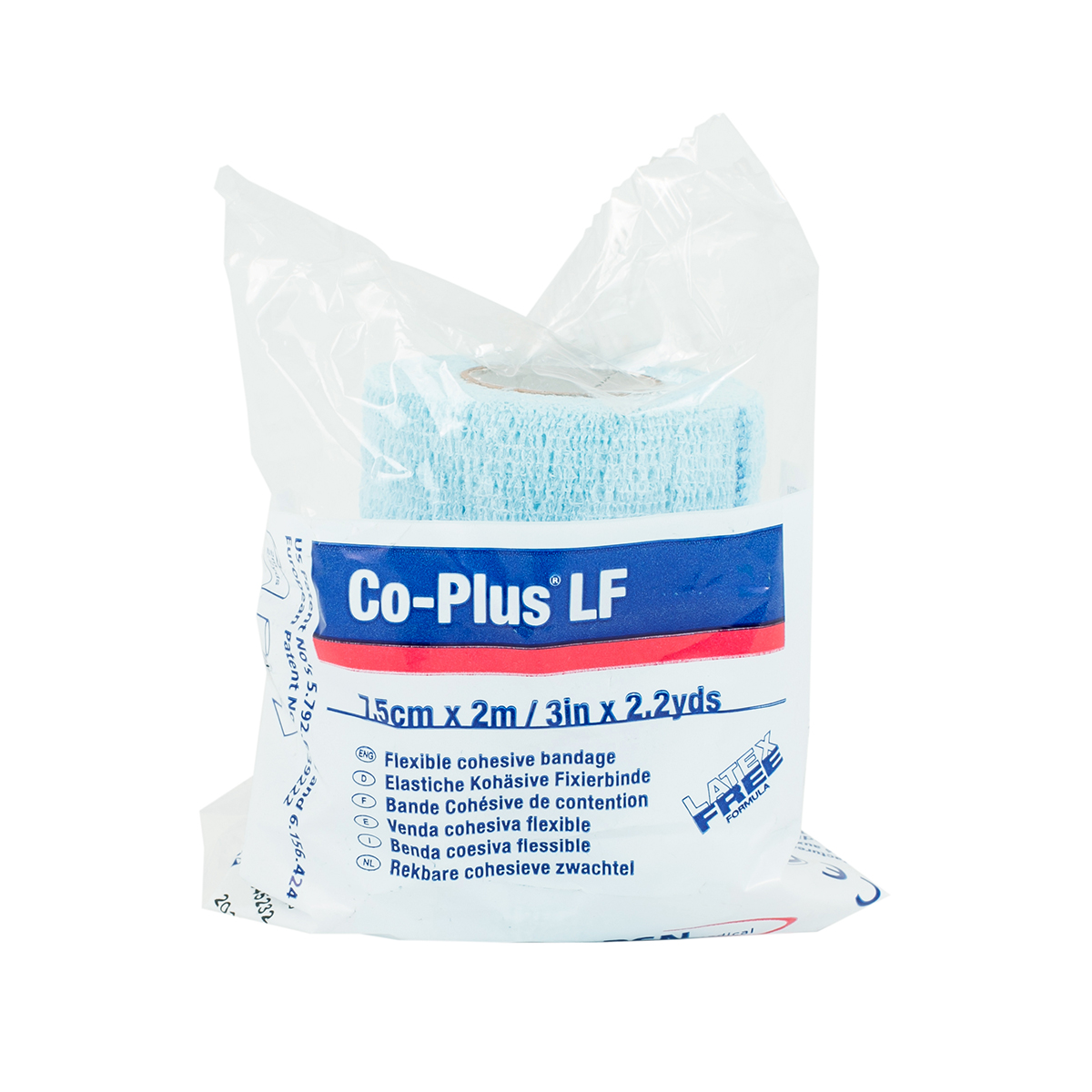 7.5cm x 2m Co-Plus Support Bandage