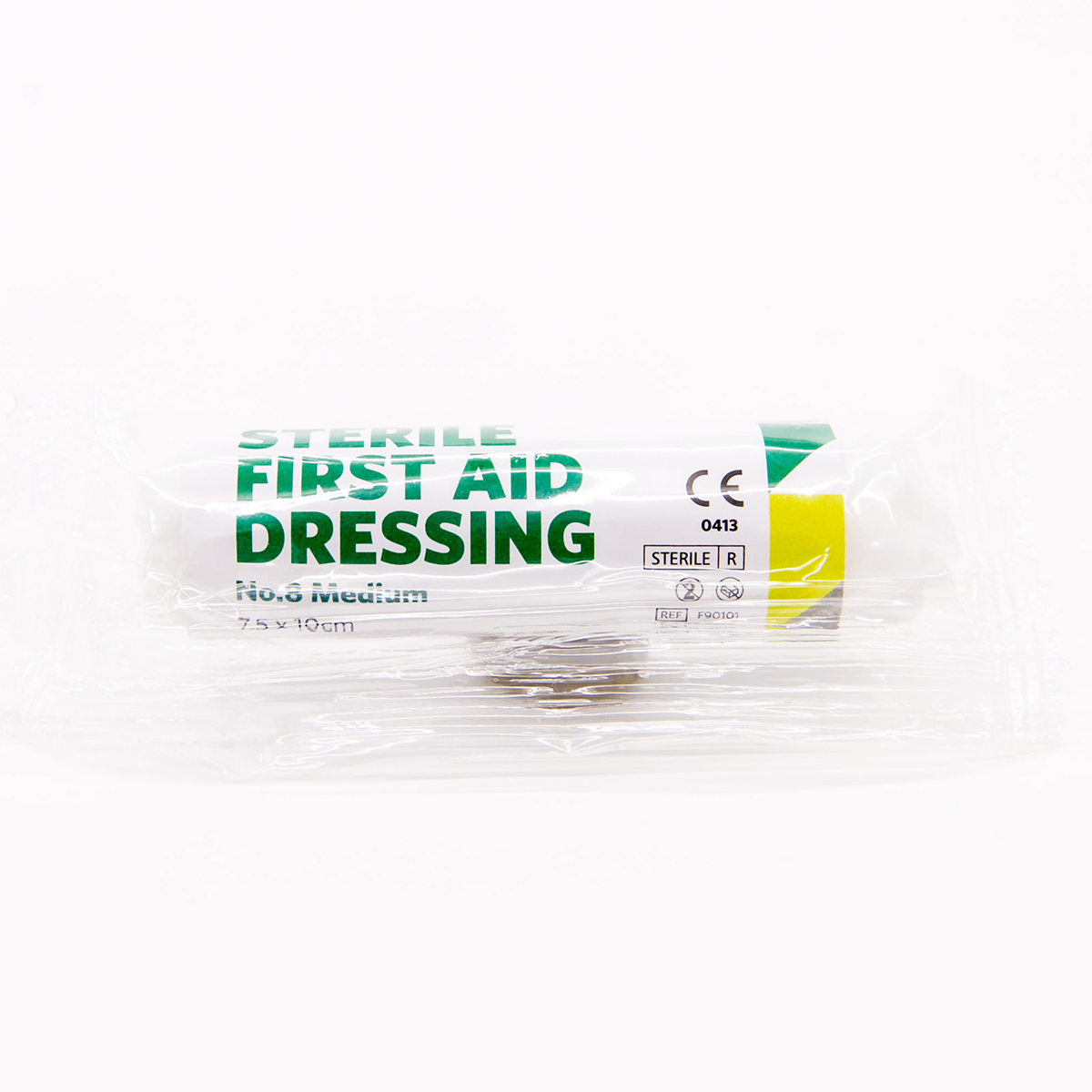 7.5cm x 10cm Medium St John Ambulance No. 8 First Aid Dressing