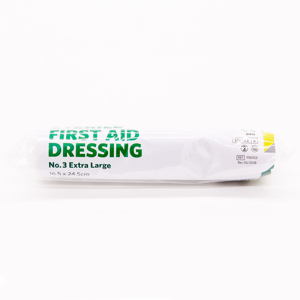 16.5cm x 25.5cm Extra Large St John Ambulance First Aid Dressing