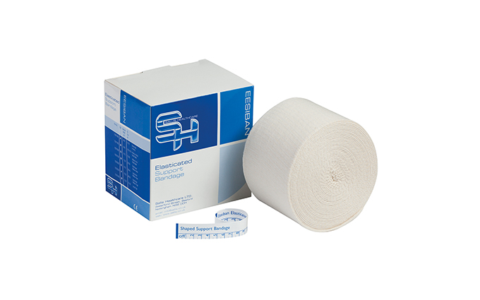 10cm x 10m Size F Elasticated Support Bandage 10cm x 10m Size F Elasticated Support Bandage