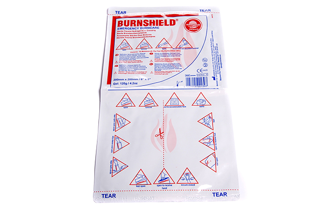 20cm x 20cm Burnshield® Burn Dressing 20cm x 20cm Burnshield® Burn Dressing
