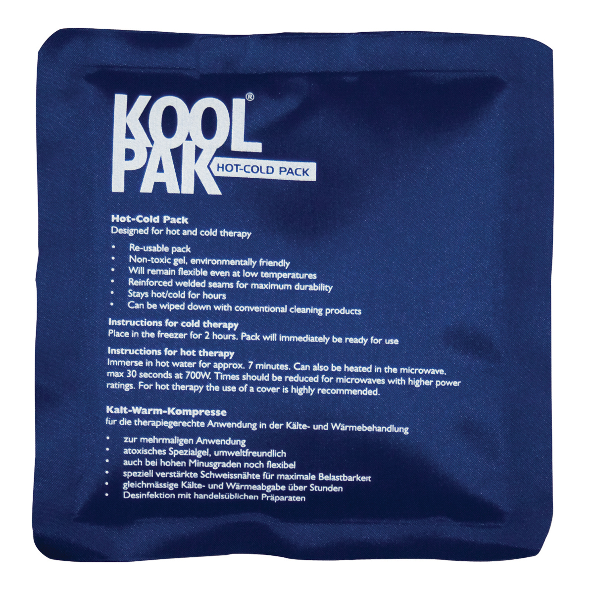 Koolpak® Mini Luxury Reusable Hot/Cold Pack