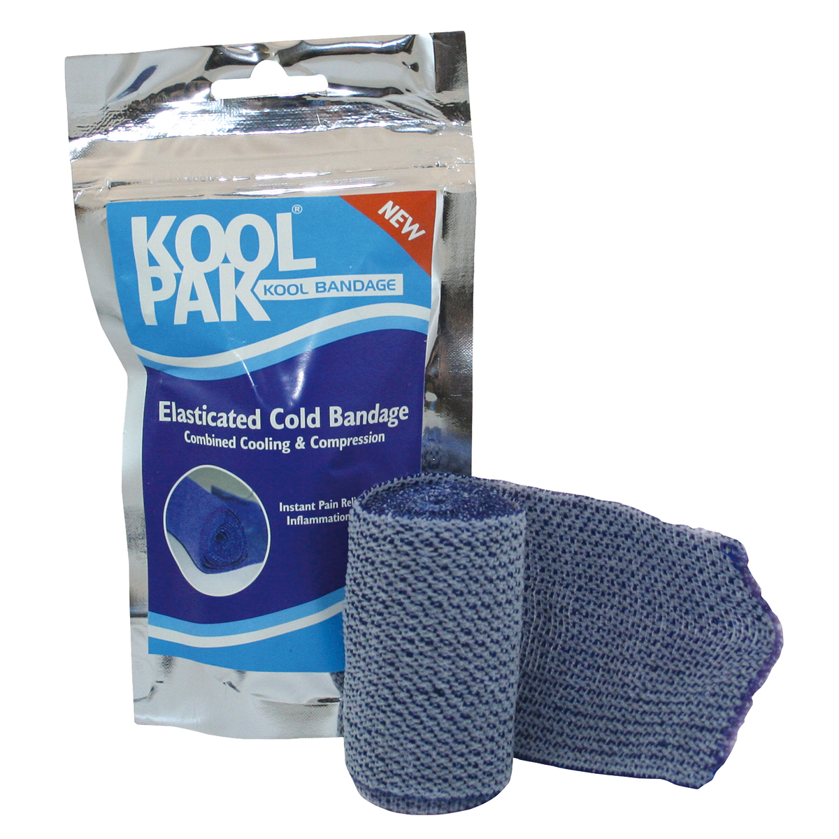 7.5cm x 4.5m Koolpak® Elasticated Cold bandage