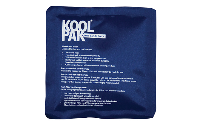 Koolpak® Luxury Reusable Mini Hot/Cold Pack Koolpak® Luxury Reusable Mini Hot/Cold Pack