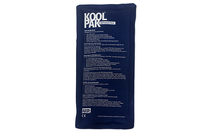 Koolpak® Luxury Reusable Hot/Cold Pack Koolpak® Luxury Reusable Hot/Cold Pack