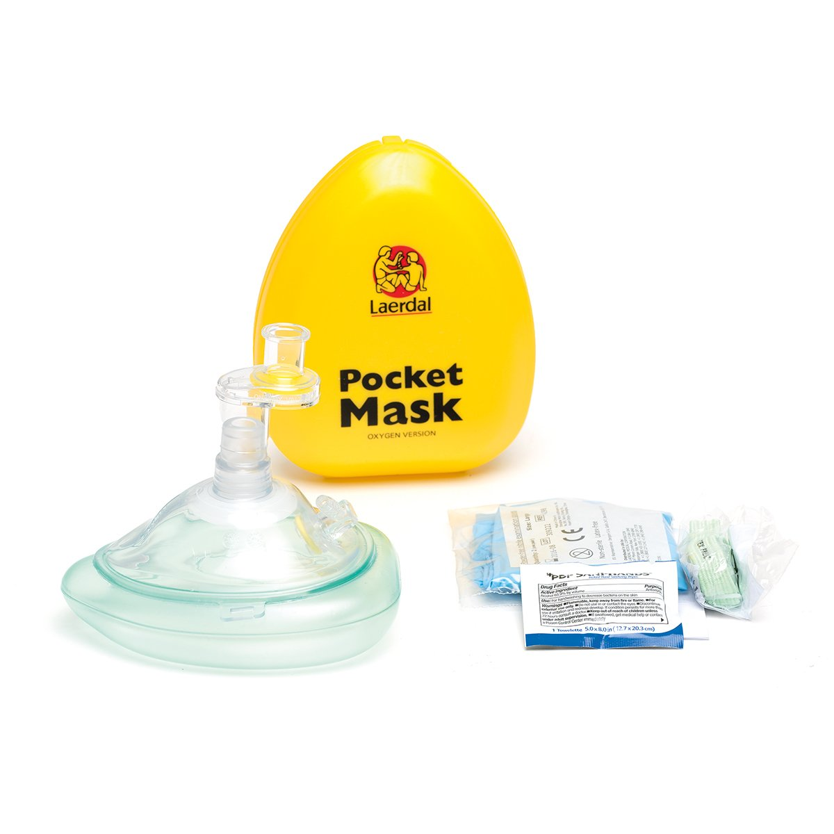 Laerdal Pocket Mask Extra