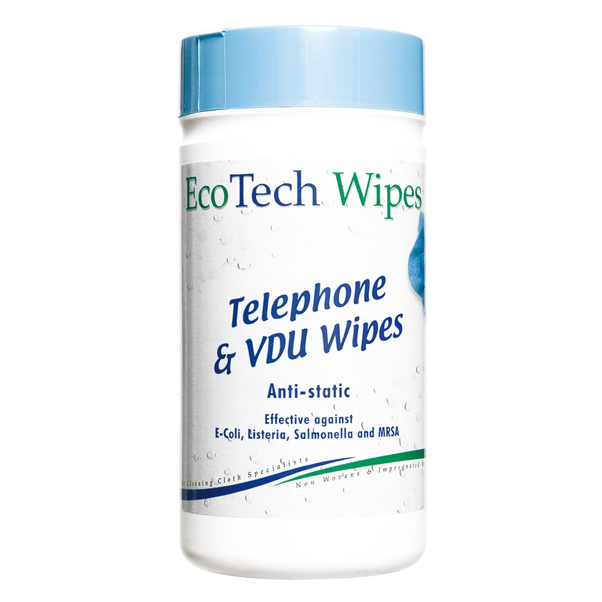 VDU and Telephone Wipes