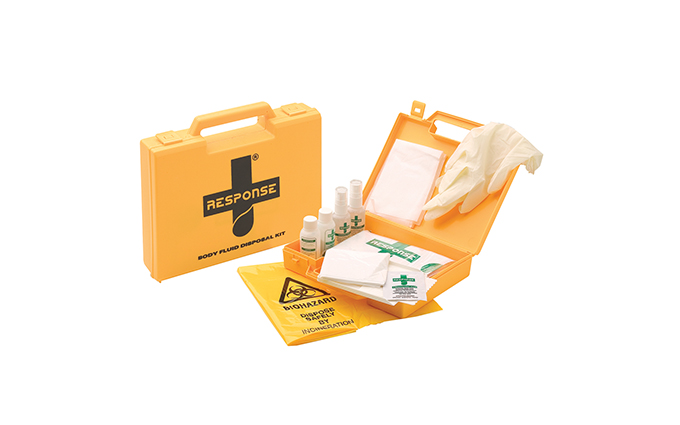 Response® Body Fluid Clean Up Kit Response® Body Fluid Clean Up Kit