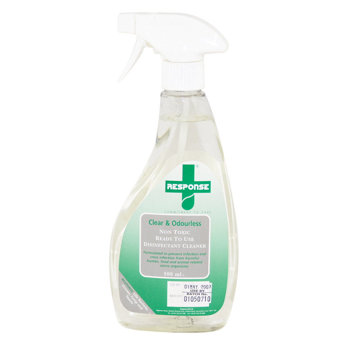 500ml Responsebeta™ Disinfectant Spray