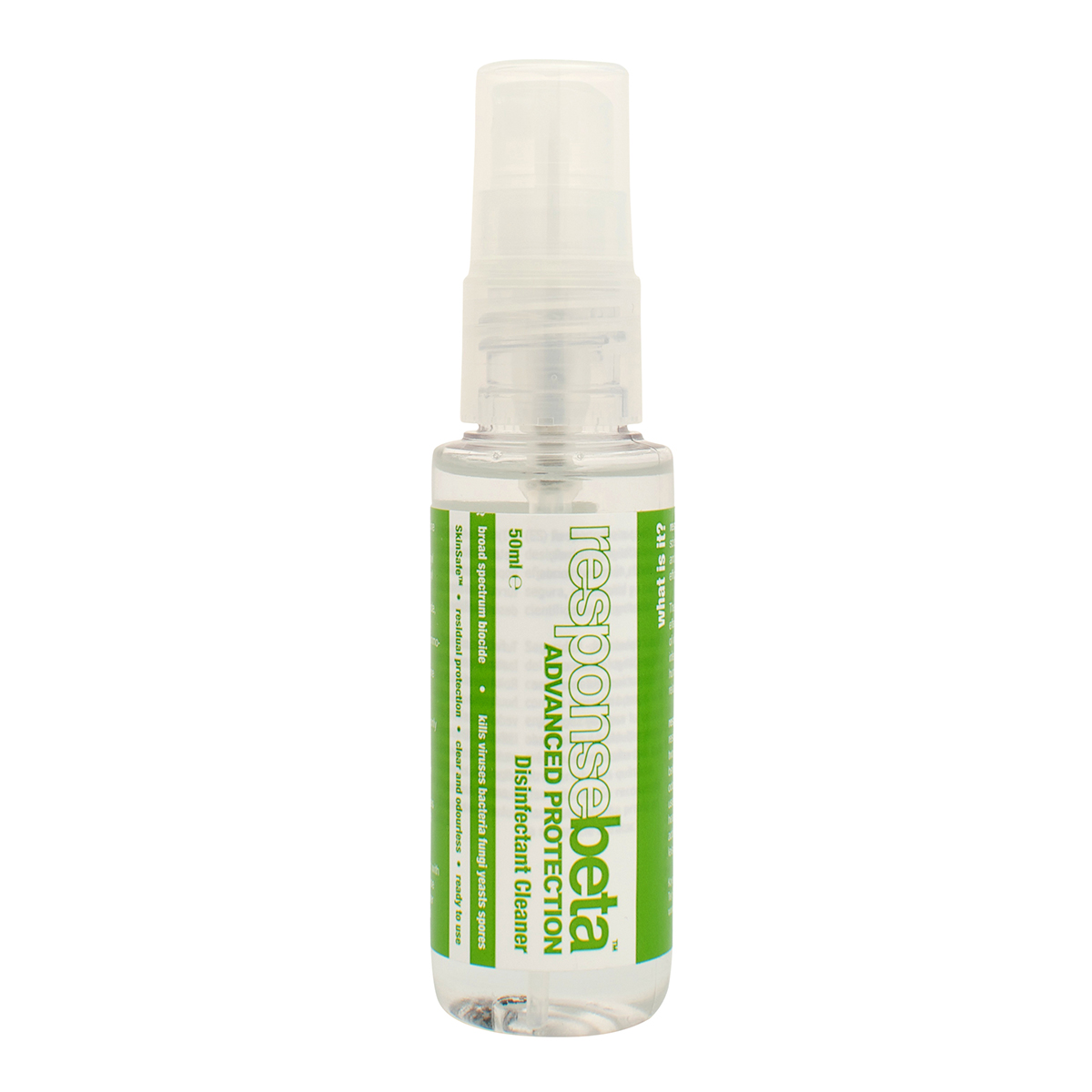 50ml Responsebeta™ Disinfectant Spray
