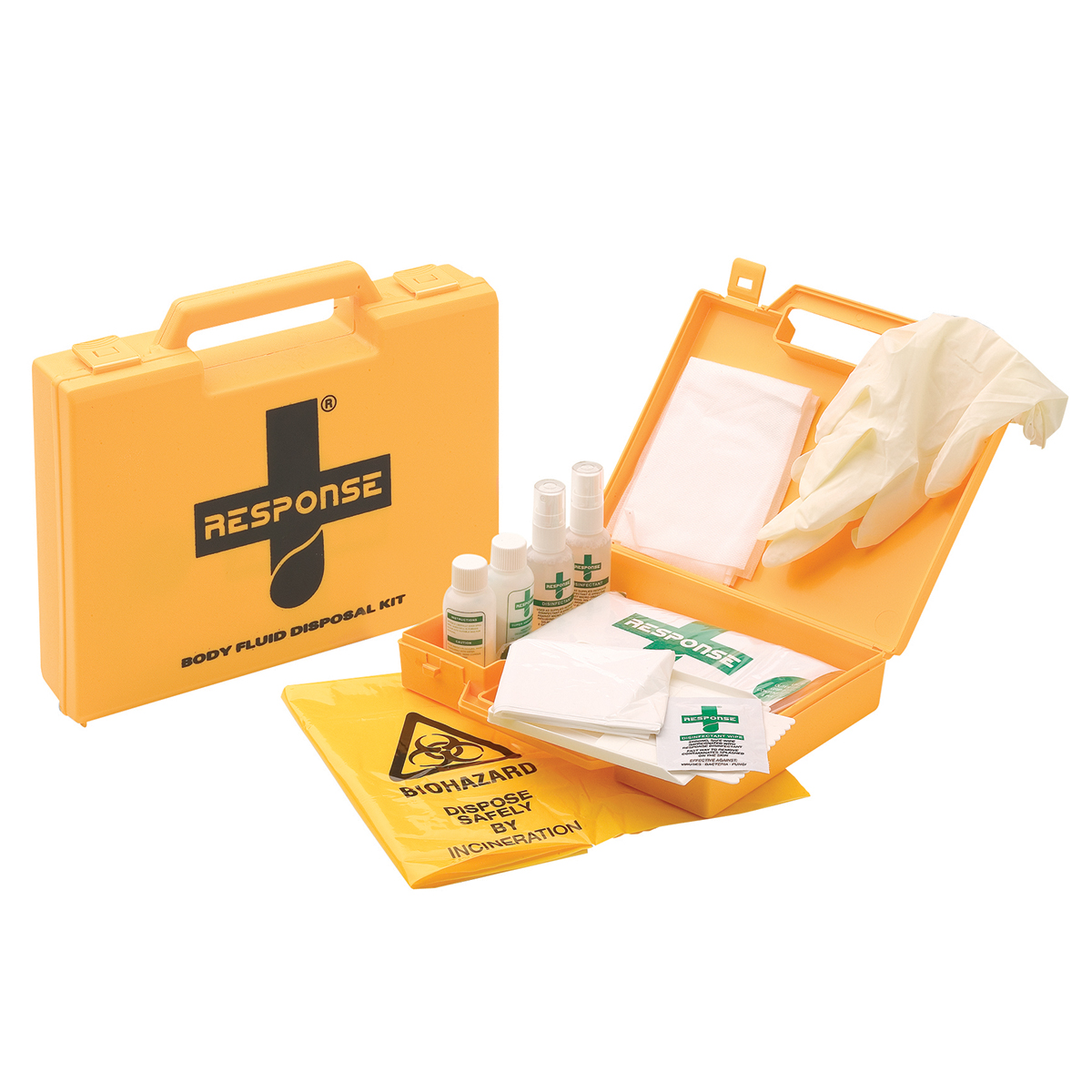 Response® Body Fluid Clean Up Kit