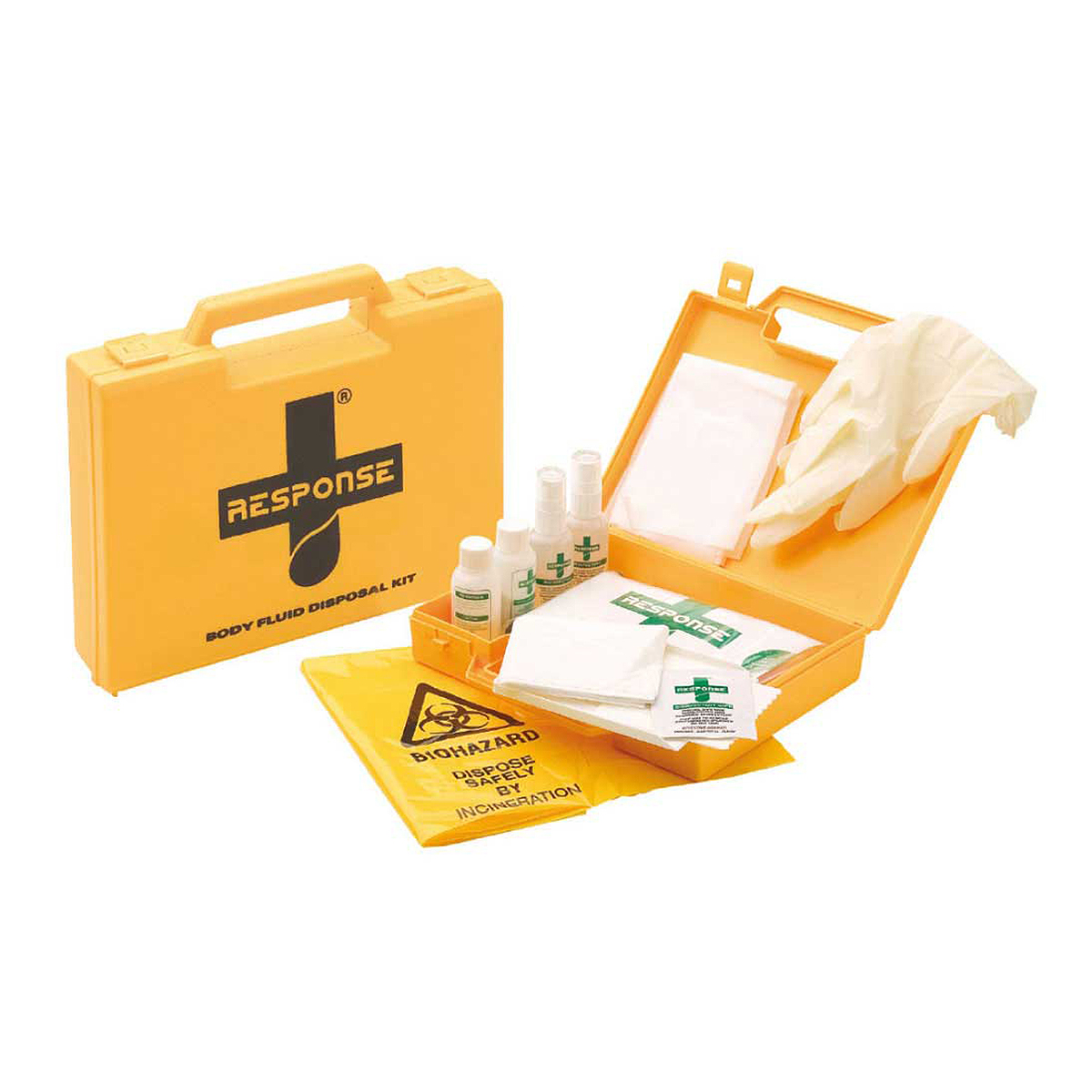 Refill for Response® Body Fluid Clean Up Kit