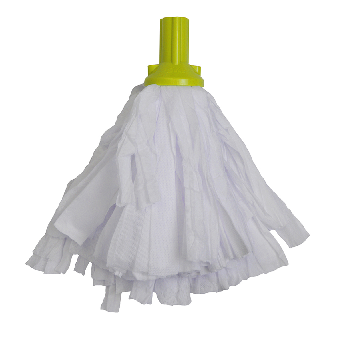 Disposable Bucket Mop Head - Yellow