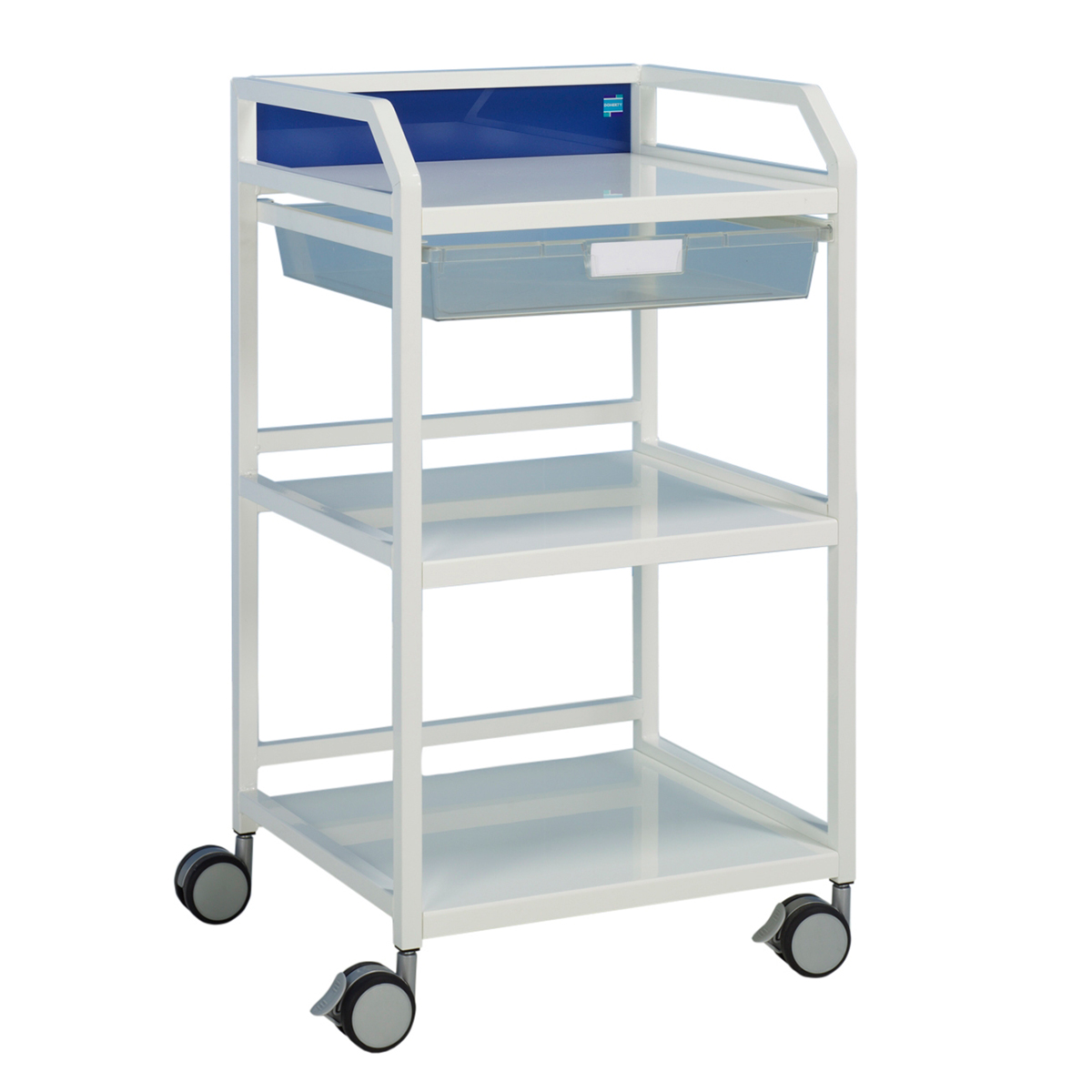 Executive Trolley with Shelves