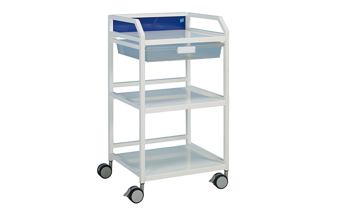 Executive Trolley with Shelves Executive Trolley with Shelves
