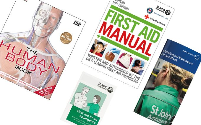 First aid manuals and guides