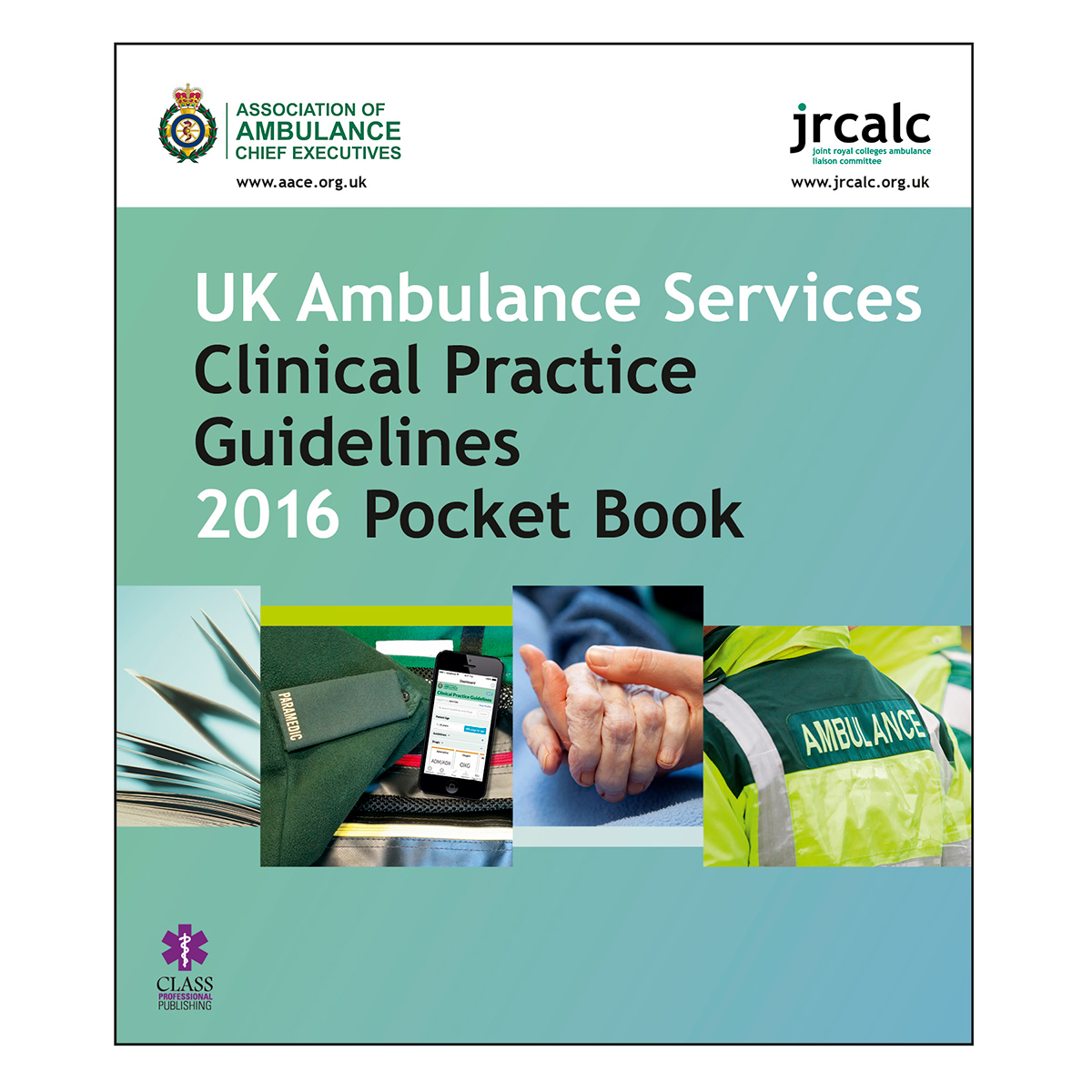 JRCALC Clinical Practice Guidelines, Pocket Book Edition