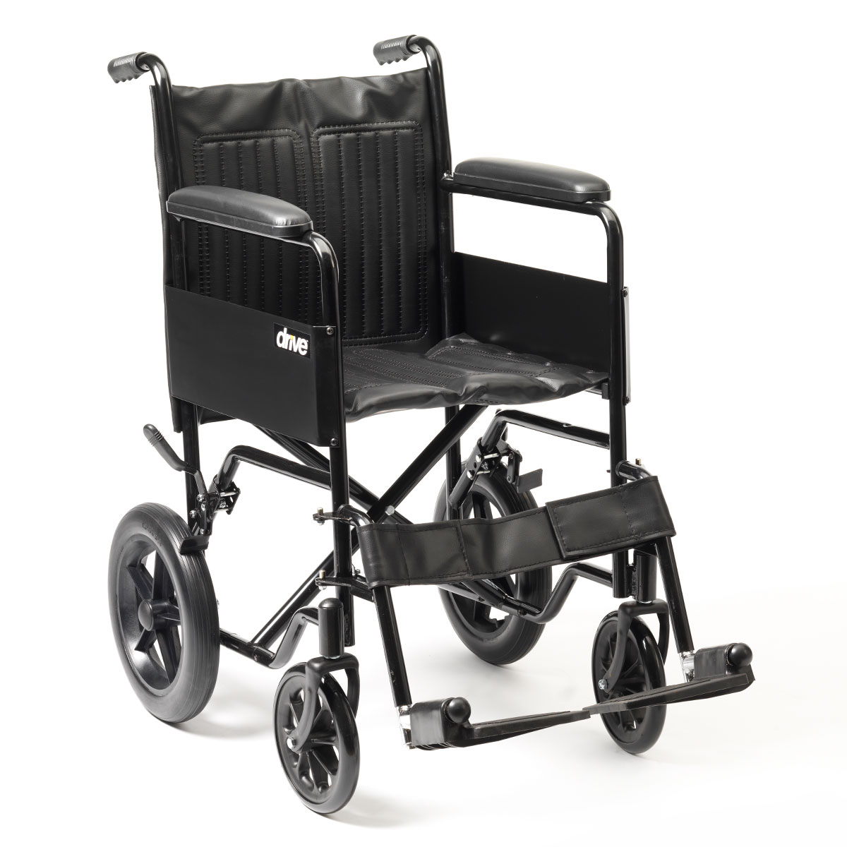 Half Folding Back S1 Self Propel Wheel Chair