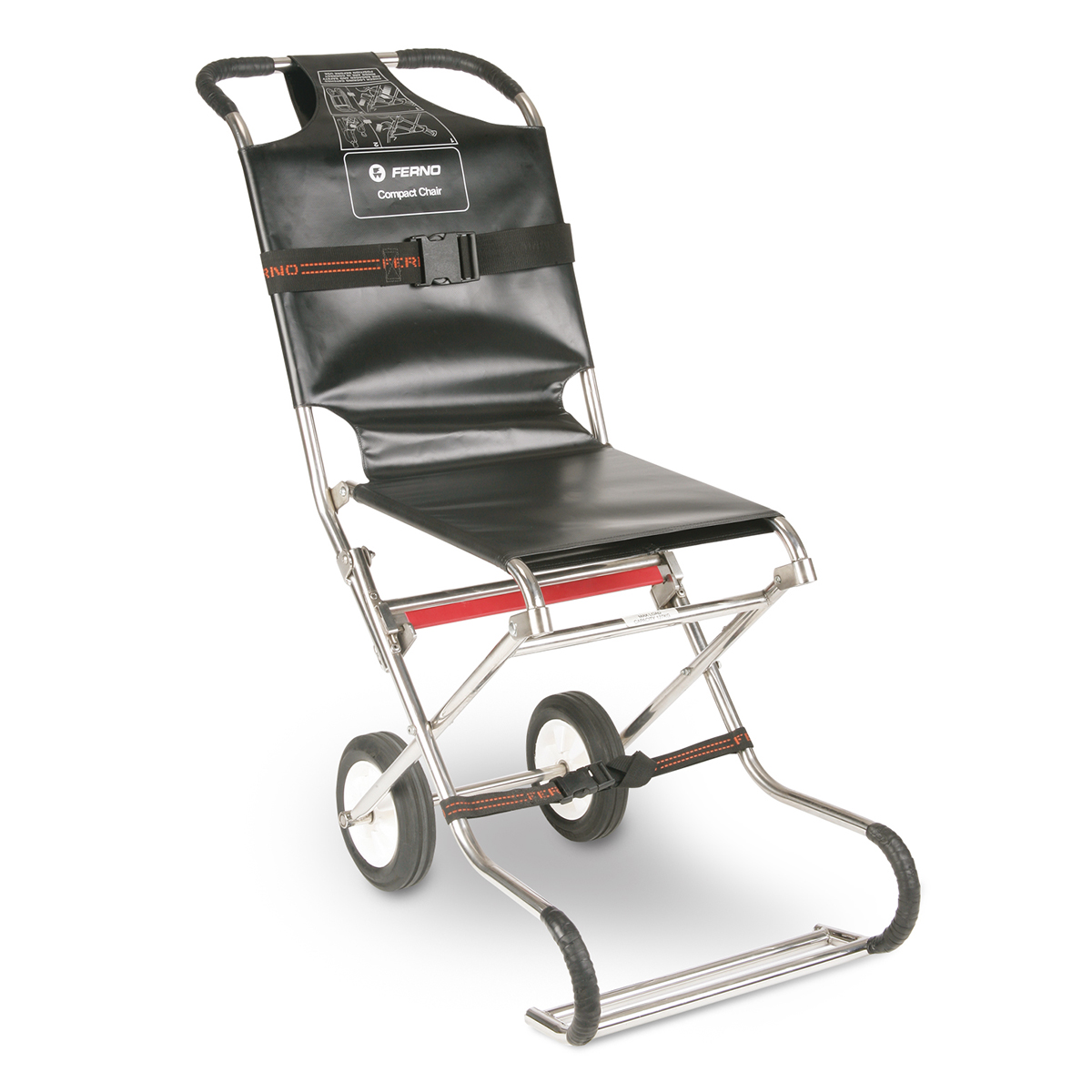 Black Compact 2 Carry Chair