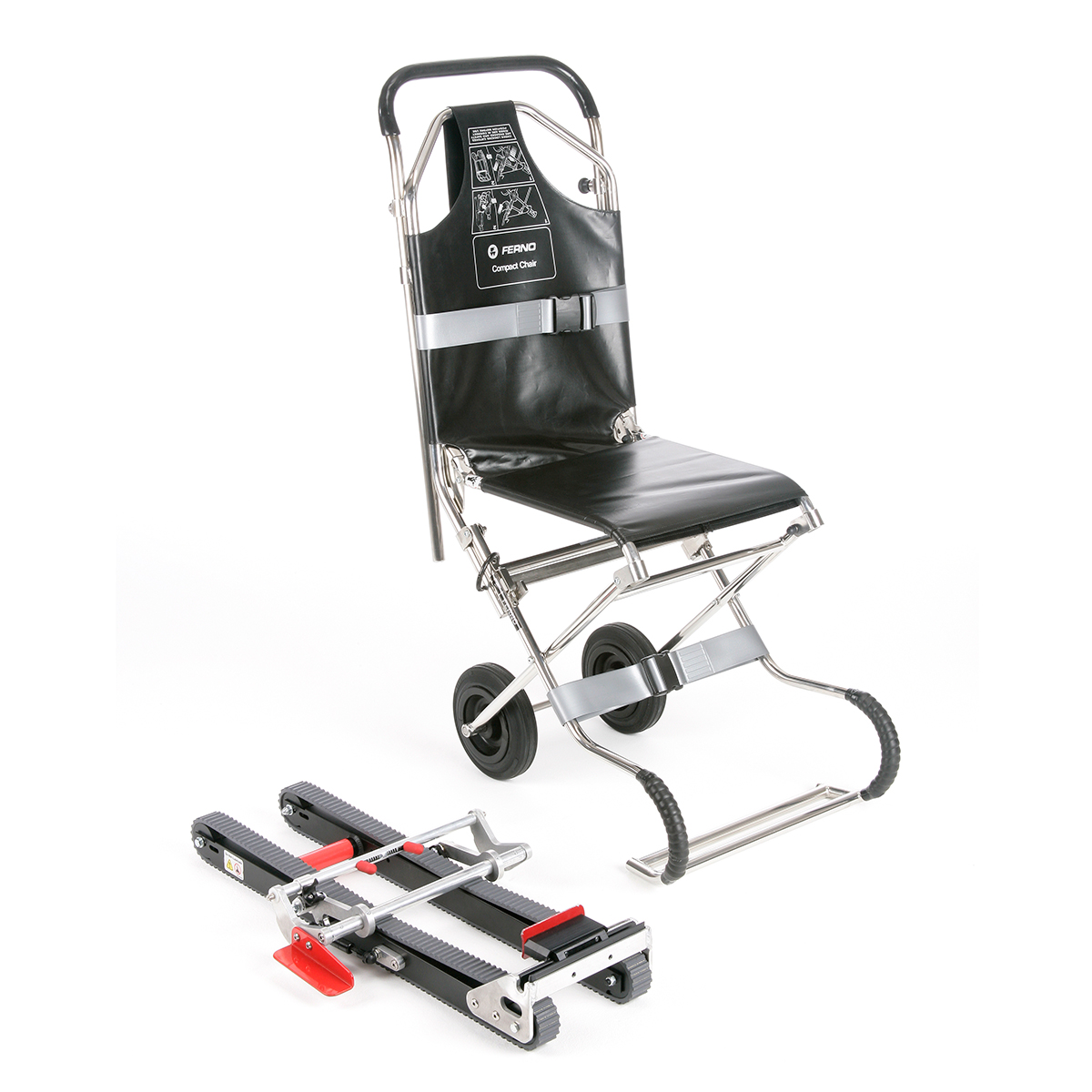 Compact 2 Track and Carry Chair