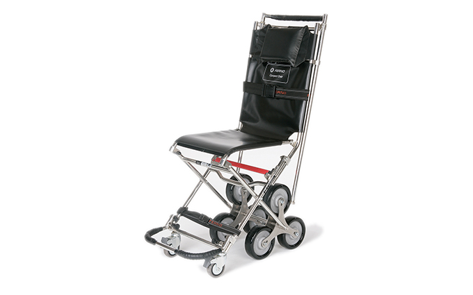 Ferno® Compact Tri-Wheel Stair Chair