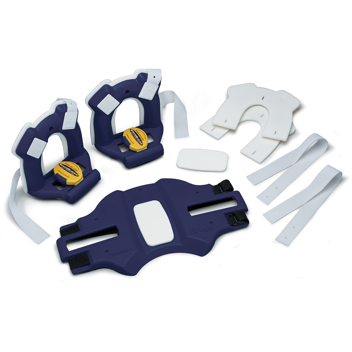 Speedblock Strap and Pad Replacement Set