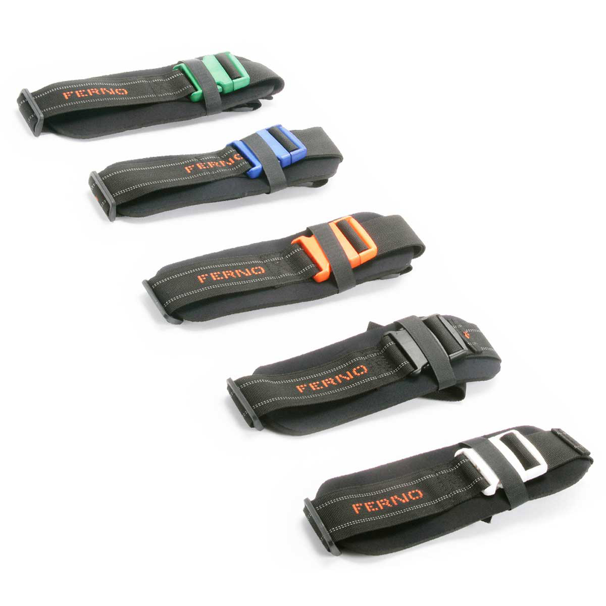 Set of 5 Aquaboard Straps