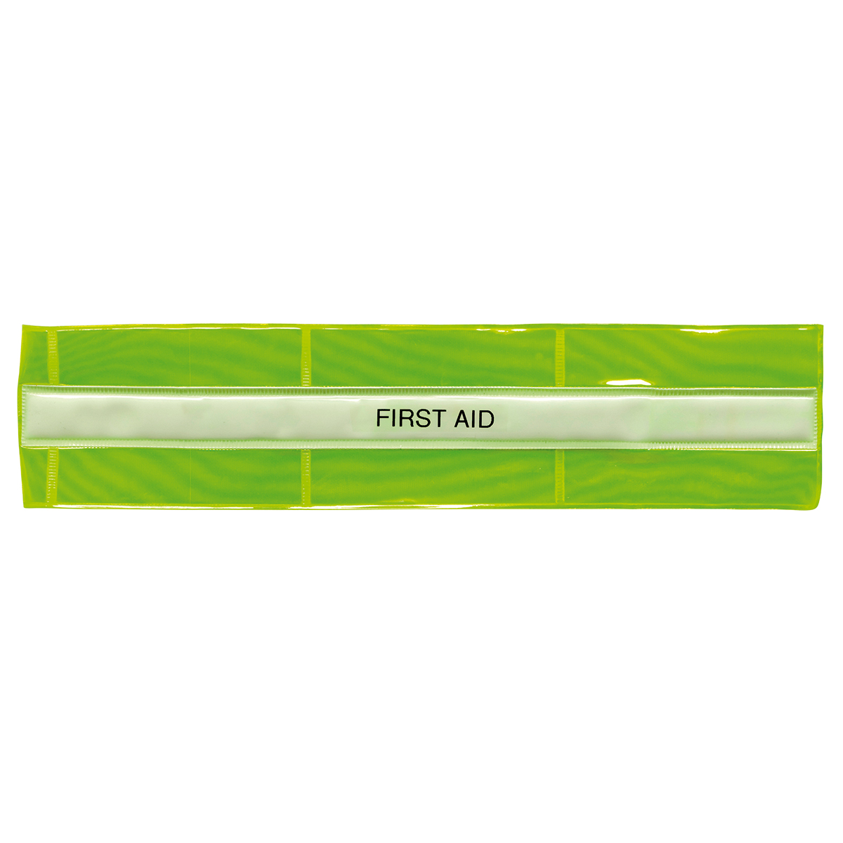 Yellow First Aider Armband