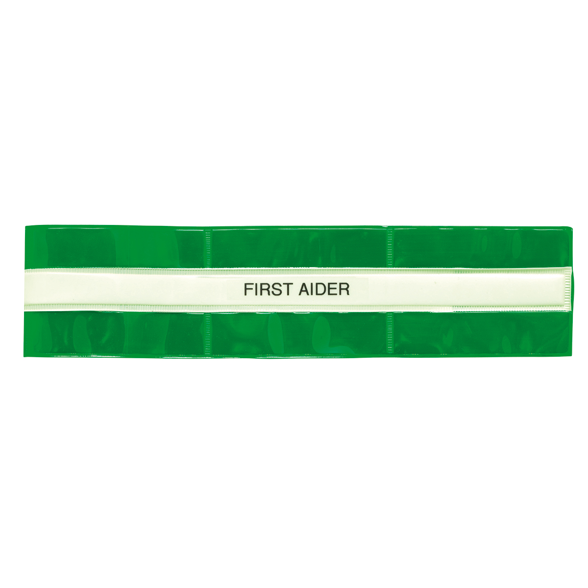Green First Aider Armband