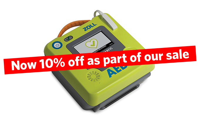 Zoll AED 3 Fully Automatic Defibrillator