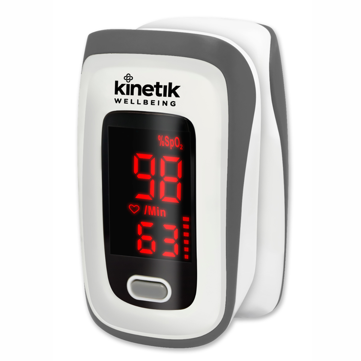 Kinetic Wellbeing Finger Pulse Oximeter