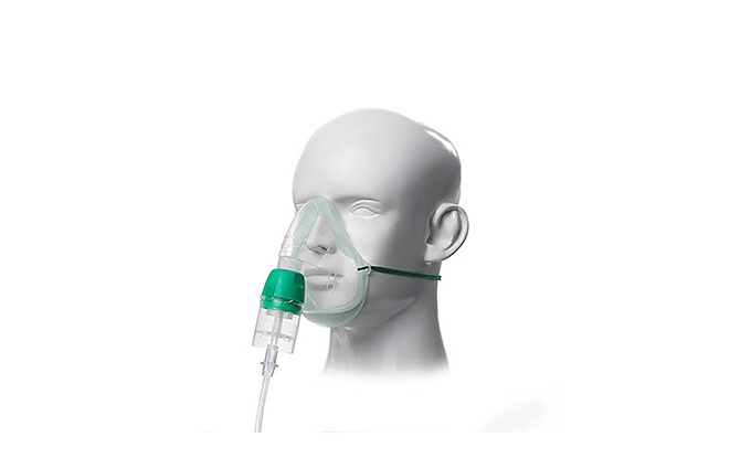 Cirrus™ Adult Nebuliser Mask with 2.1m Tubing