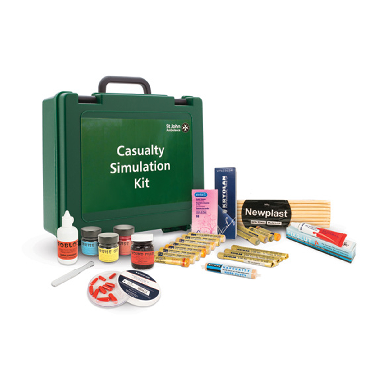 Comprehensive Casualty Simulation Kit