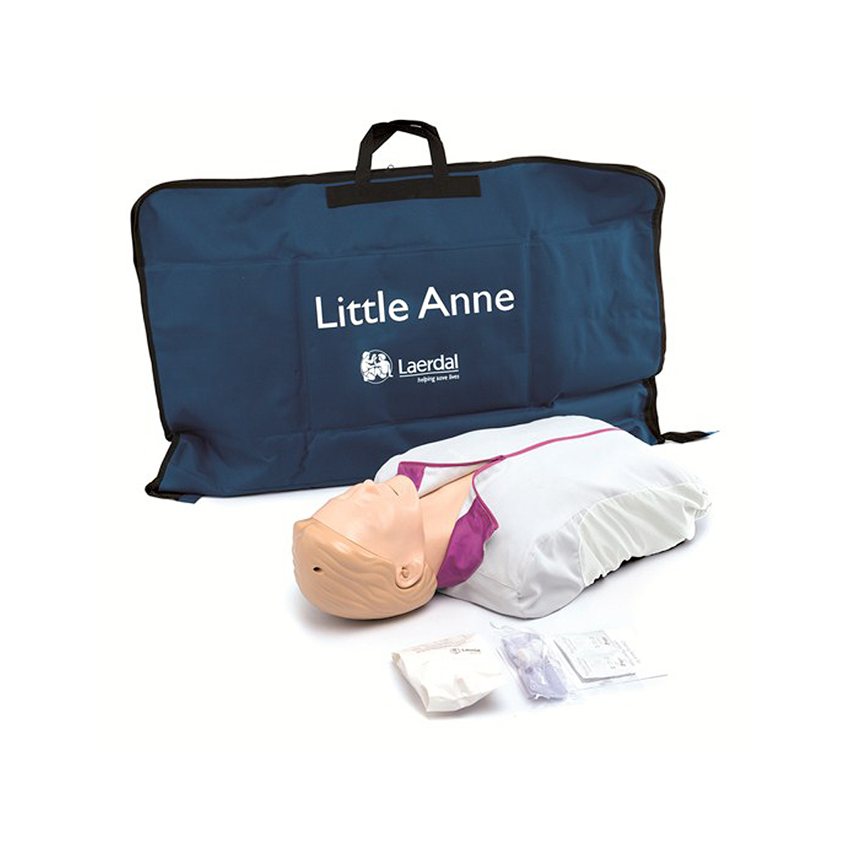 Laerdal Little Anne™ AED Training Manikin