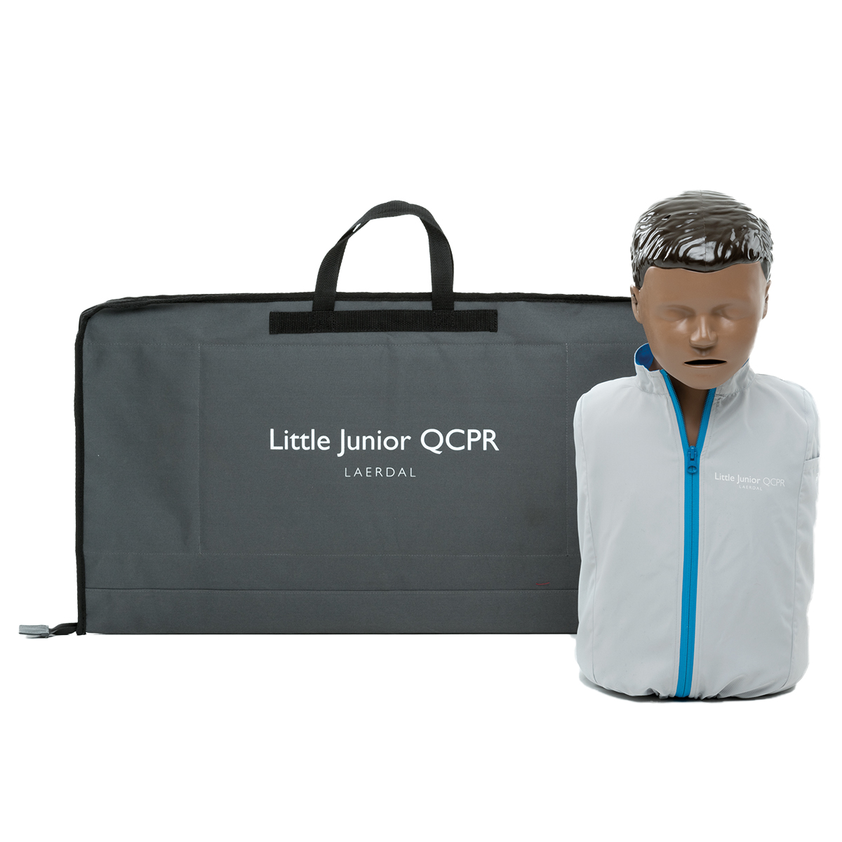 Laerdal Little Junior™ Dark Skin QCPR Training Manikin