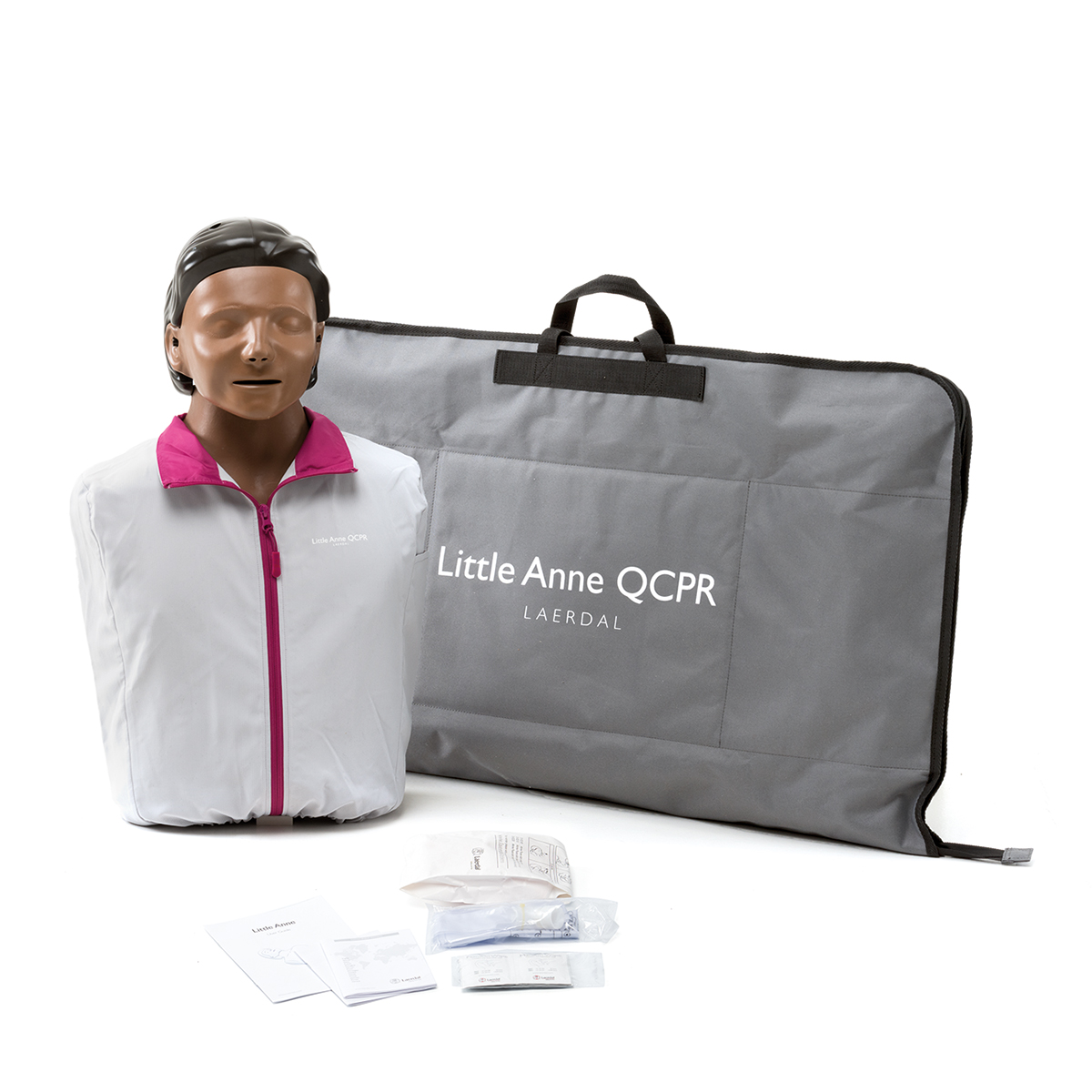 Laerdal Little Anne™ QCPR Dark Skin Training Manikin